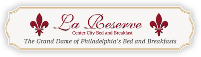 Philadelphia Bed and Breakfast secure online reservation system